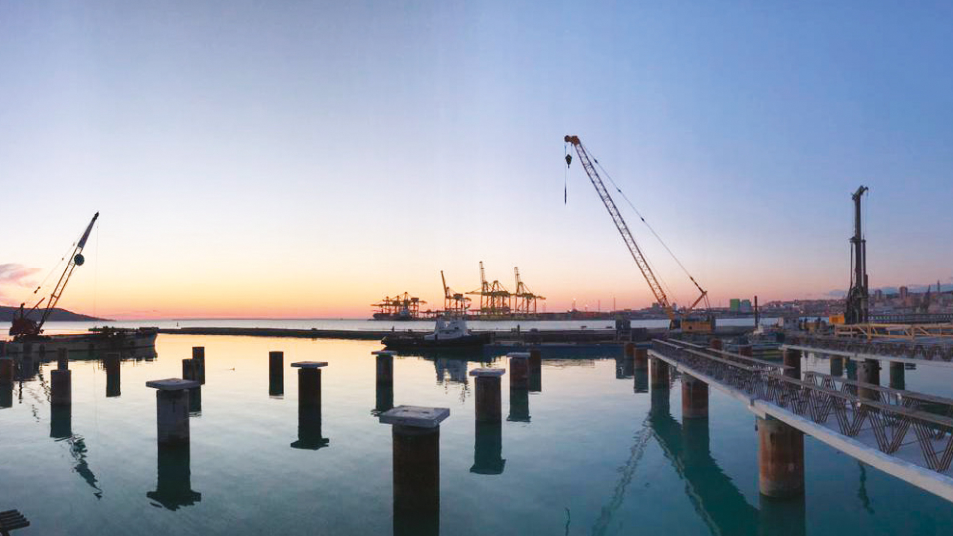 Home Slide Opere Maritime ICOP